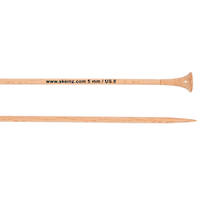 Beechwood Needle 5mm