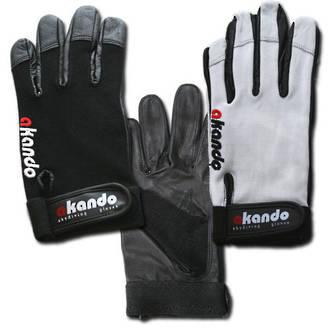 Akando PRO Black Skydiving Gloves