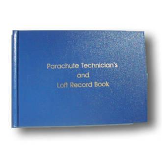 Parachute Technicians Logbook