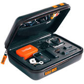 Aqua GoPro Case - Small