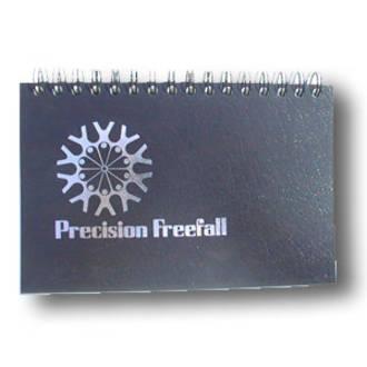 Precision Freefall Logbook