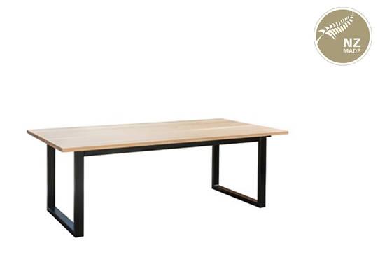 Thorndon Square Base 2000mm Table & Barleaner