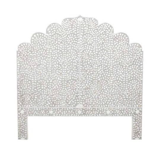 Taj Pearl Queen Bedhead