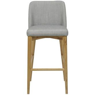 Rosie Timber Leg Barstool
