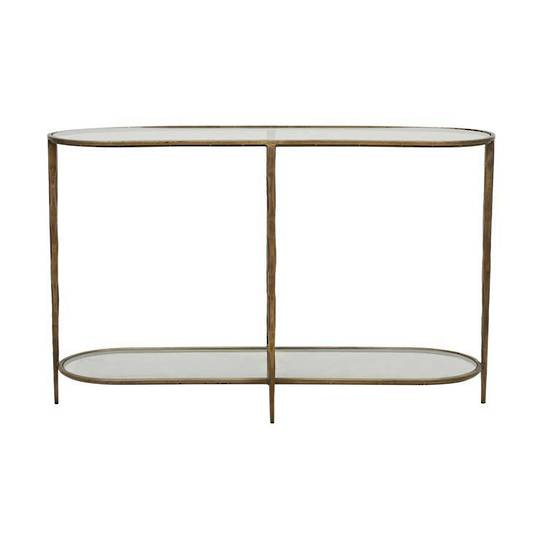 Amelie Oval Console