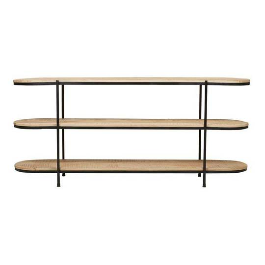 Merricks Oval Shelf Cons