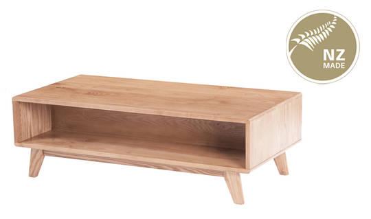 Arco 1200 x 600 Storage Coffee Table