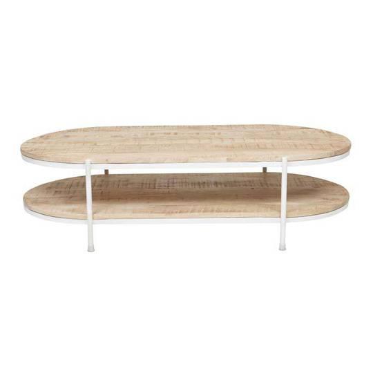 Merricks Oval Coffee Table