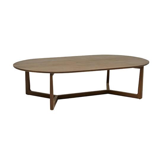 Geo Oval Coffee Table ( Indoor)