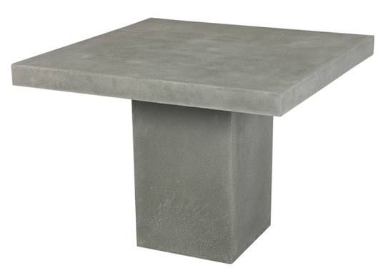 Cabo Sq Concrete DiningTbl