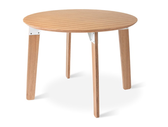 Gus Sudbury Round Dining Table