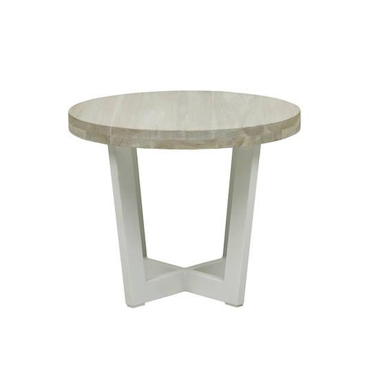 Marina Cross Side Table