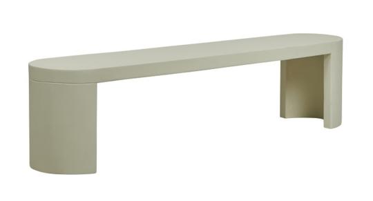 Ossa Concrete Bench Seat