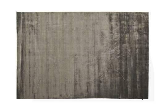 Adele Circle 2x3m Rug- Grey