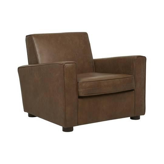 Humphrey Sofa Chair - Tan