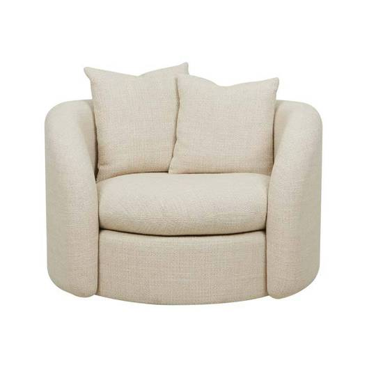Juno Orb Swivel Sofa Chair