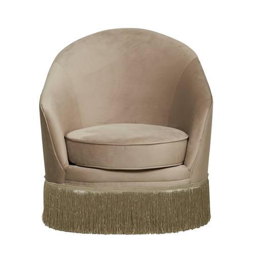 Kennedy Fringed Sofa