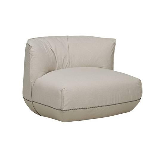 Sinclair Sofa Chair - Barley