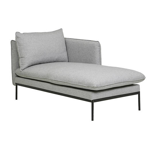 Vittoria Curve Right Chaise