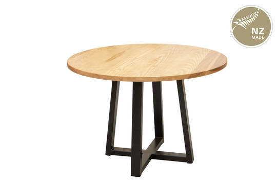 Thorndon Tapered  Base 1000mm  Round Table & Barleaner