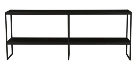 Baxter Shelf Console