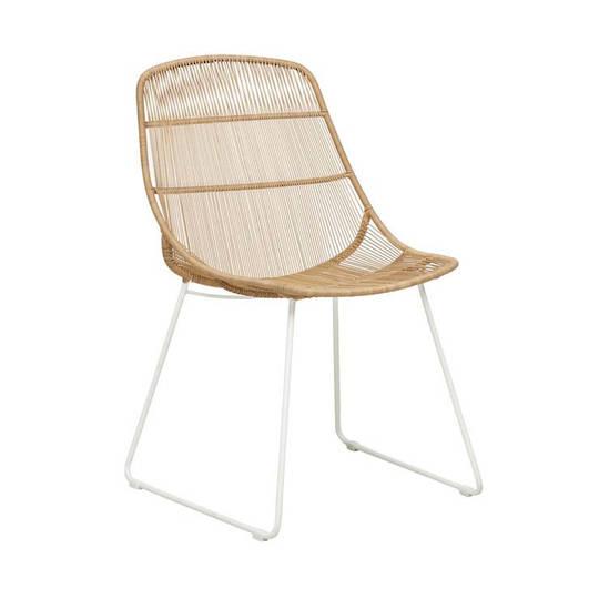 Granada Scoop Dining Chair (Outdoor)