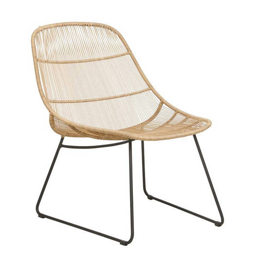 Granada Scoop Occasional Chair (Outdoor)