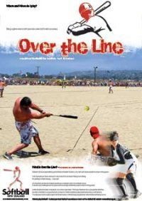 Over the Line Poster