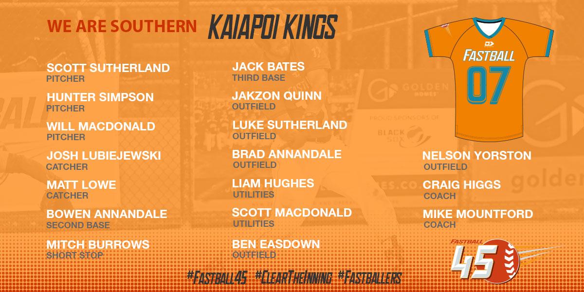 Kaiapoi-Kings