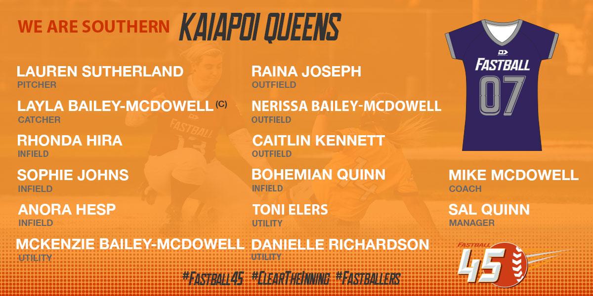 Kaiapoi-Queens