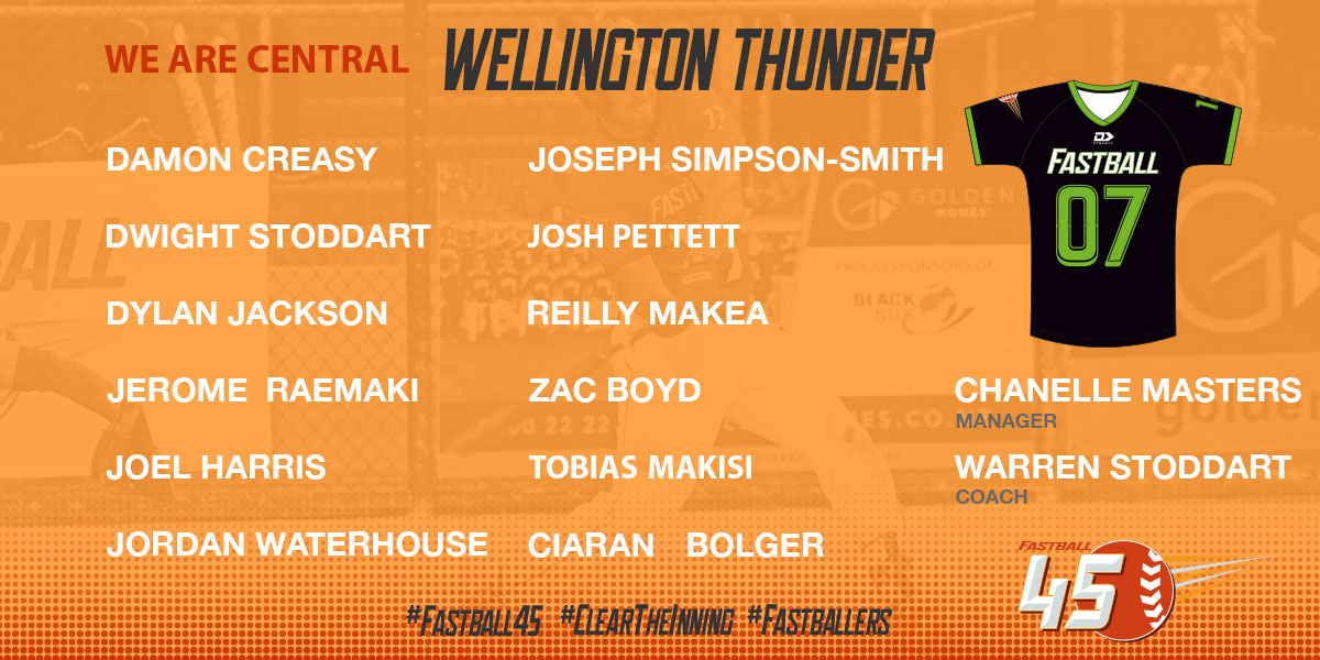 Wellington-Thunder