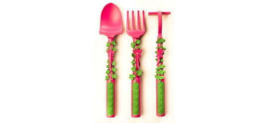 Garden Fairy 3-piece Cutlery Set – Constructive Eating