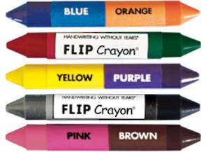 Flip Crayons