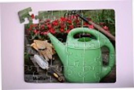 24-piece Garden Puzzle