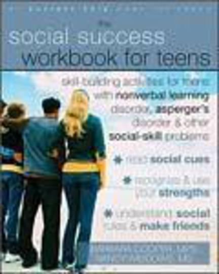 Social Success Workbook for Teens