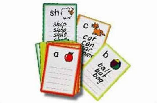 Alphabet Practice Cards