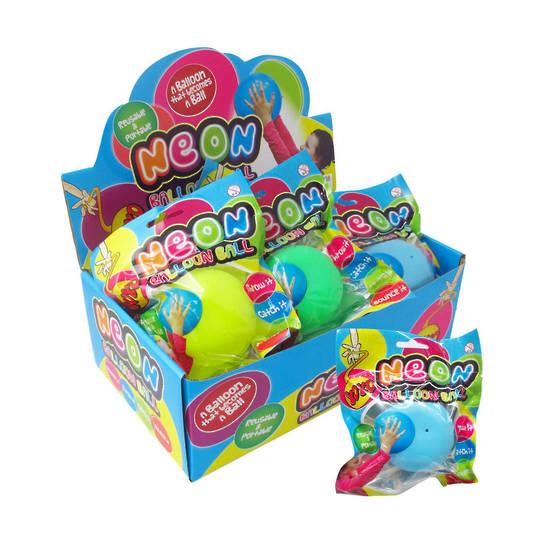 Neon Balloon Ball