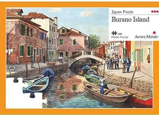 Burano Island Puzzle