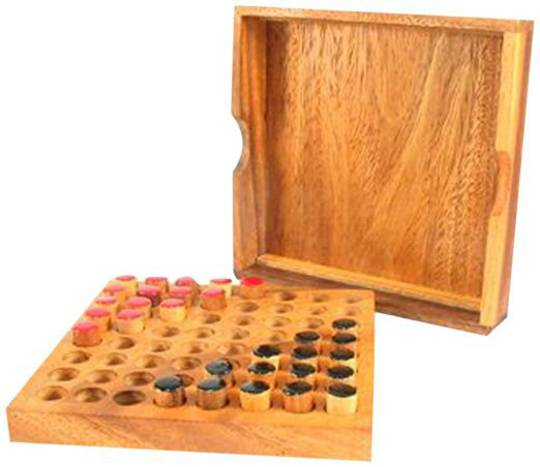Chinese Checkers (Tactile)