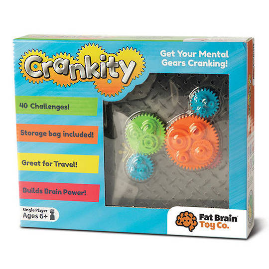 Crankity Brainteaser