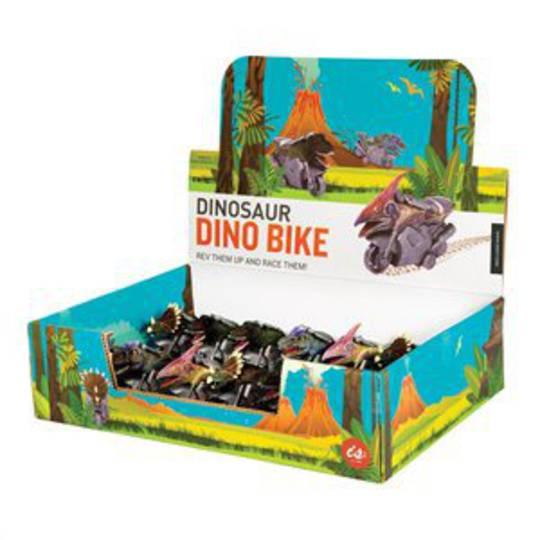 Dinosaur Dino Bike