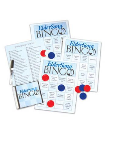 Musical Bingo - Eldersong