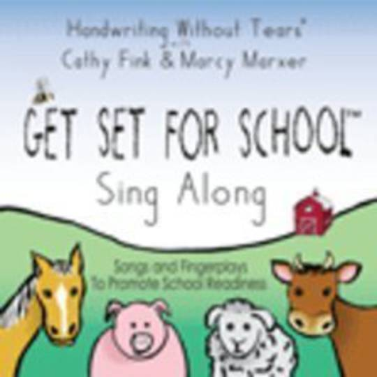 Get Set for School Sing a long CD