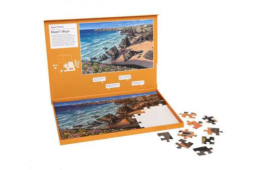 Giant's Steps 63 Piece Puzzle