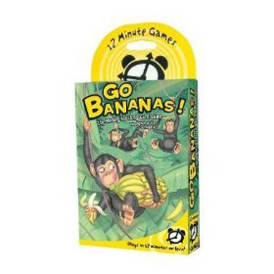 Go Bananas Card Game
