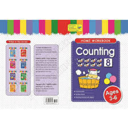 Home Workbook - Counting