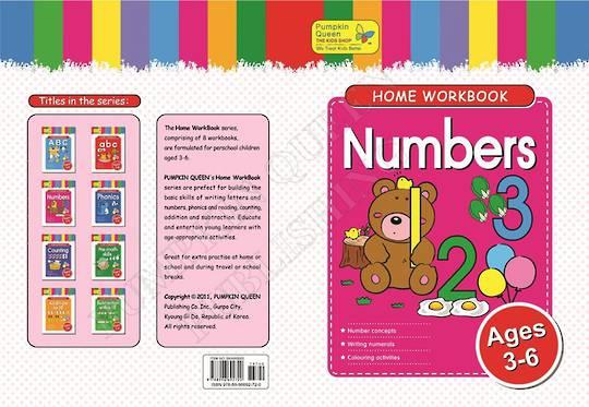 Home Workbook - Numbers