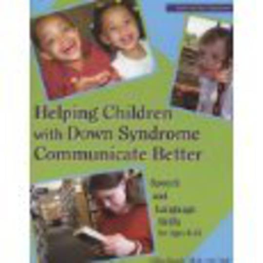 Helping Children with Down Syndrome Communicate Better