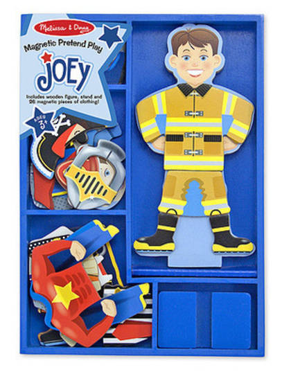Joey Magnetic Dress Up Set