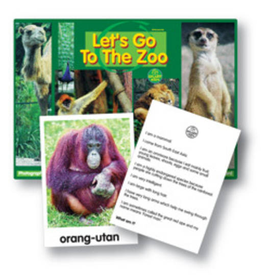 Lets go to the Zoo